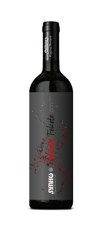 "Kőporos - ""Vörös fekete"" Syrah merlot 2007."