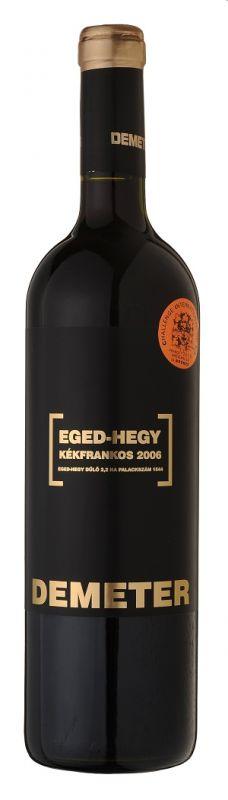 Demeter - Eged - Hegy Kékfrankos 2006.