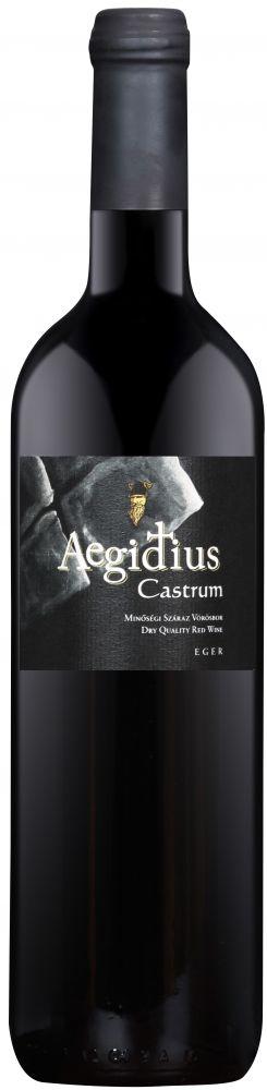 Aegidius - Castrum -Egri Bikavér 2011