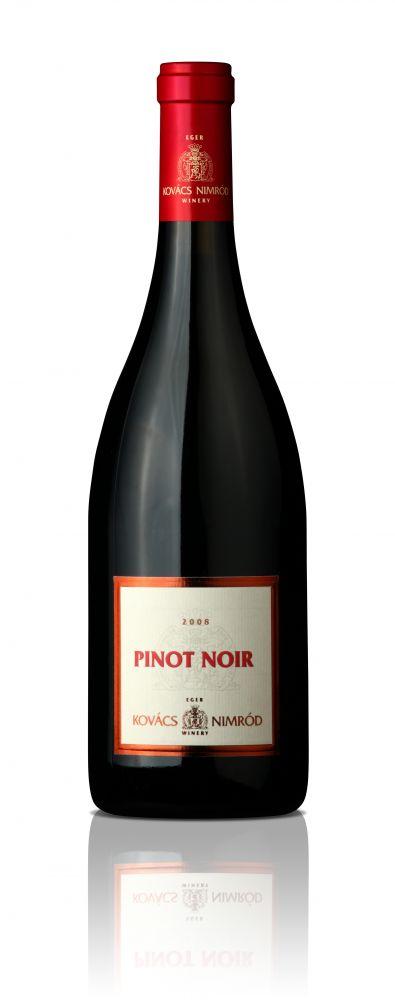 Kovács Nimród - Pinot Noir 2008.