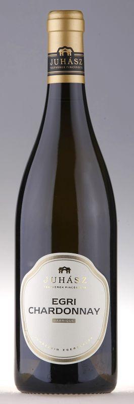 Juhász Testvérek - Egri Chardonnay Barrique 2008.