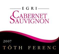 Tóth Ferenc - Egri Cabernet Sauvignon 2008.